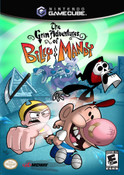 The Grim Adventures of Billy and Mandy GameCube Game