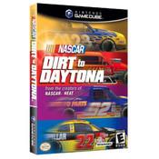 Nascar Dirt to Daytona GameCube Game