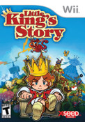 Little King's Story Nintendo Wii Game