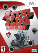 Metal Slug Anthology Nintendo Wii Game
