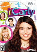 Nickelodeon i Carly Nintendo Wii Game