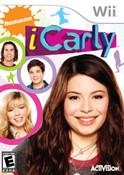 Nickelodeon i Carly Nintendo Wii Game