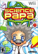 Science Papa Nintendo Wii Game