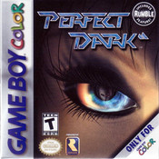 Complete Perfect Dark - Game Boy Color