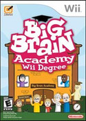 Big Brain Academy Wii Degree Nintendo Wii Game
