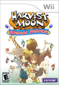 Harvest Moon Animal Parade Nintendo Wii Game