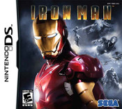 Iron Man - DS Game