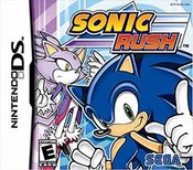 Sonic Rush - DS Game