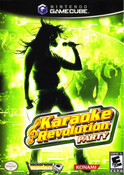 Karaoke Revolution Party - GameCube Game