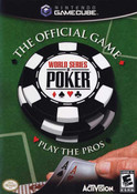 World Series of Poker Gamecube Game
