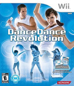 Dance Dance Revolution Wii Game