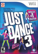 Just Dance 3 Wii Game