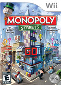 Monopoly Streets Wii Game