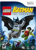Lego Batman Wii Game