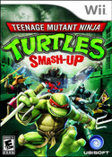 Teenage Mutant Ninja Turtles Smash-up - Wii Game