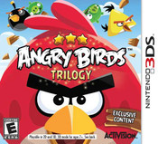 Angry Birds Trilogy - 3DS Game