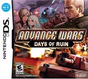Advance Wars Days of Ruin - DS Game