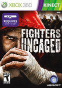 Fighters Uncaged Xbox 360 Game