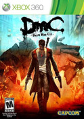 DmC Devil May Cry Xbox 360 Game