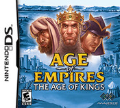 Age of Empires Age of Kings - DS Game