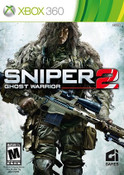 Sniper 2 Ghost Warrior - Xbox 360 Game