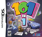 101 in 1 Explosive Megamix - DS Game