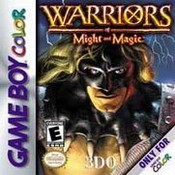 Warriors of Might and Magic - GameBoy Color Game