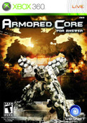 Armored Core For Answer Xbox 360 Game