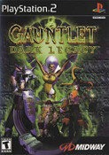 New Factory Sealed Gauntlet - PS2 Game