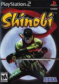 New Factory Sealed Shinobi - PS2 Game