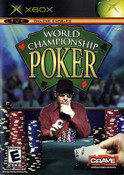 World Championship Poker - Xbox Game