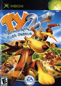 Ty the Tasmanian Tiger 2 Bush Rescue Microsoft Xbox Game