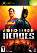 Justice League Heroes Microsoft Xbox Game