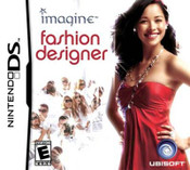 Imagine Fasion Designer - DS Game