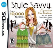 Style Savvy - DS Game
