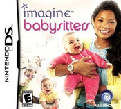 Imagine Babysitters - DS Game