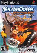 Splashdown Rides Gone Wild PS2 Game