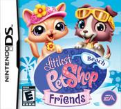 Littlest Pet Shop Beach Friends - DS Game