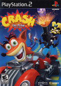 Crash Tag Team Racing - PS2 Game