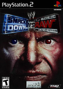 WWE Smackdown VS. Raw PS2 Game