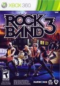 Rock Band 3 - Xbox 360 Game