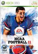 NCAA Football 11 - 360 Game