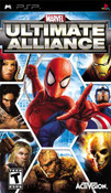 Marvel Ultimate Alliance - PSP Game