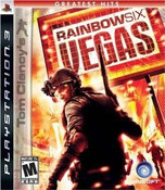 Rainbow Six Vegas - PS3 Game