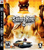 Saints Row 2 - PS3 Game