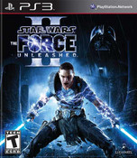 Star Wars Force Unleashed II - PS3 Game