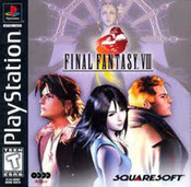 Final Fantasy VIII - PS1 Game