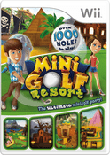 Mini Golf Resort - Wii Game