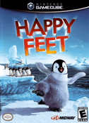 Happy Feet - GameCube Game