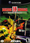 Eighteen Wheeler American Pro Trucker - GameCube Game